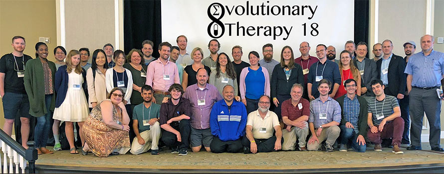 Evolutionary Therapy team
