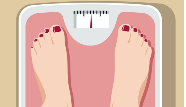 Feet Bathroom Scale