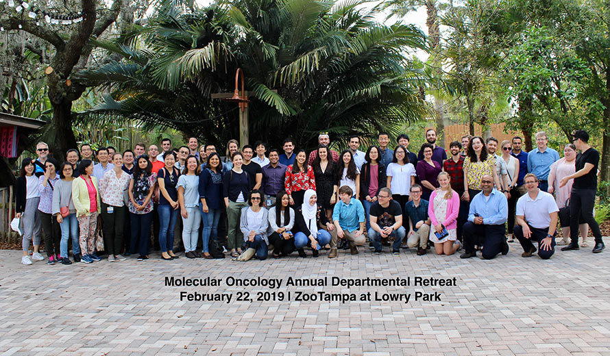 Molecular Oncology Retreat 2019