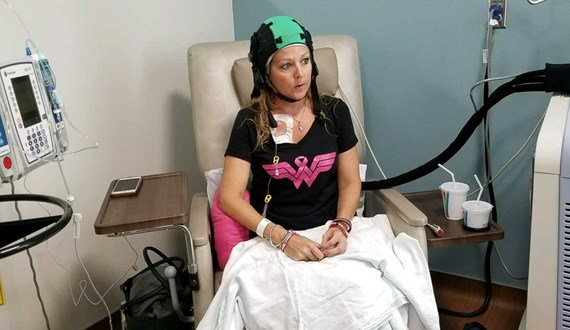 Cold Caps Allows Patients to Keep Hair During Chemotherapy