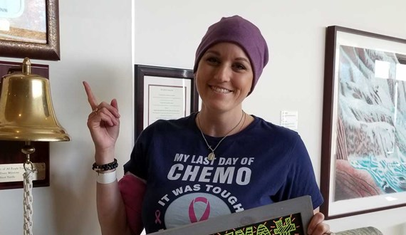 New Mom Battled Breast Cancer While Pregnant