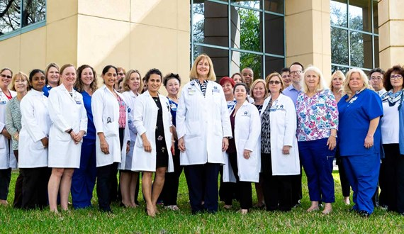 The Team of Support Moffitts Supportive Care Medicine Department Collaborates to Care for the Whole Patient