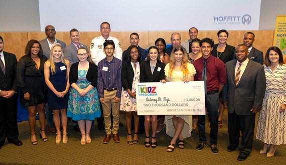 Moffitt Healthy KIDZ Program Awards 24000 in Scholarships