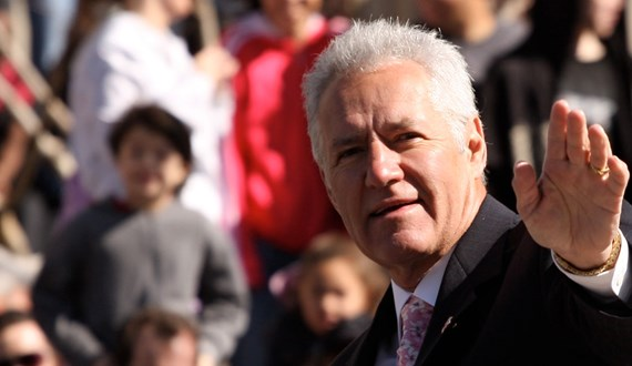 Alex Trebek Undergoing More Chemo for Pancreatic Cancer