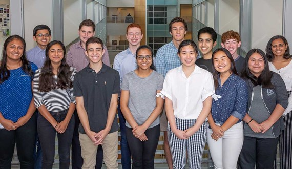 High School Students Get HIP to Cancer Research at Moffitt