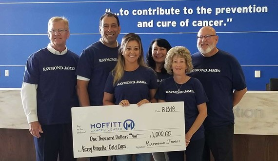 Generous Donation Gives Breast Cancer Patients a Chance to Undergo Chemotherapy without Losing their Hair