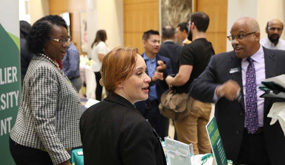Minority Owned Businesses Front and Center at Supplier Diversity Fair