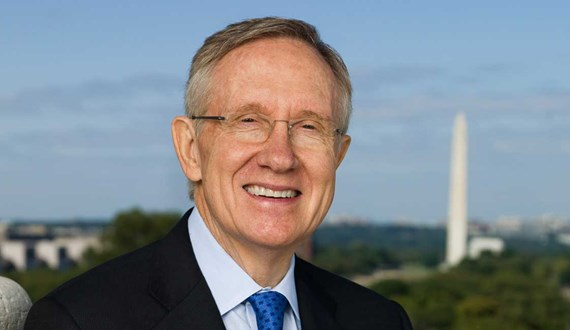 Senator Harry Reid Diagnosed with Pancreatic Cancer