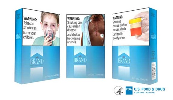 Scary Smokes FDA Proposes New Cigarette Labels