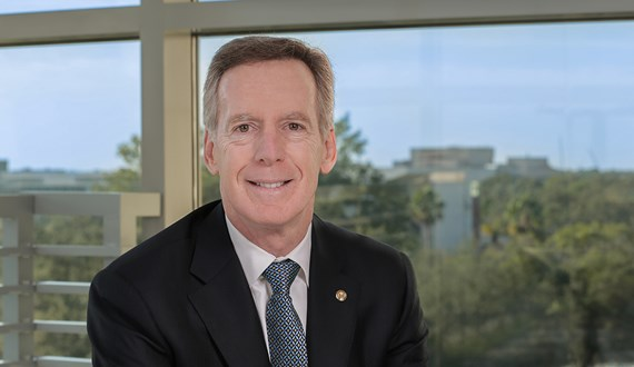 Moffitt Cancer Center CEO Named Physician Leader to Know