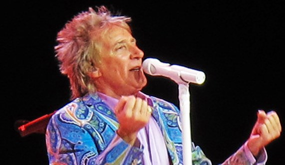 Rod Stewart Secretly Battled Prostate Cancer for Three Years