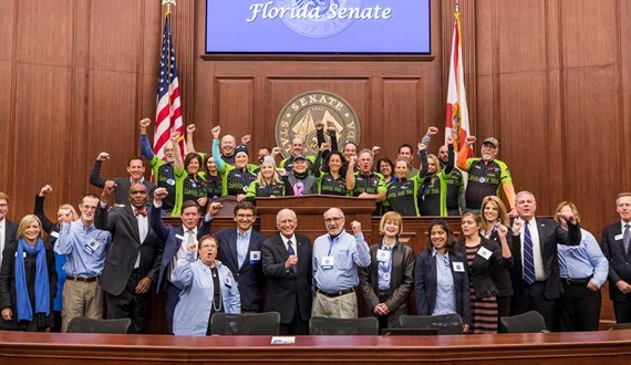 Moffitt Day in Tallahassee State Support Critical to Cancer Research
