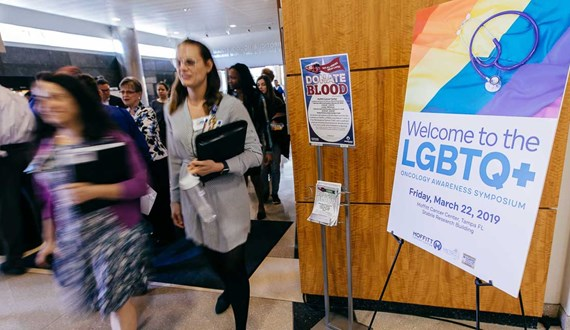 Symposium Encourages Better Care for LGBTQ Patients