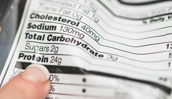 Food for Thought Five Tips for Reading Nutrition Labels