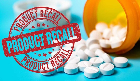 More Blood Pressure Drugs Recalled Due to Potential Cancer Risk
