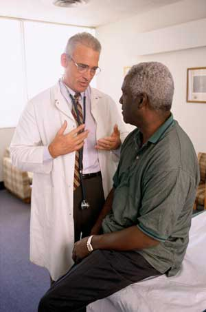Prostate Cancer Signs and Symptoms