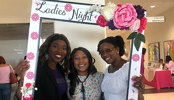 Moffitt Ladies Night Empowers Women