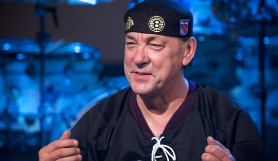 Glioblastoma Claims Rush Drummer Neil Peart