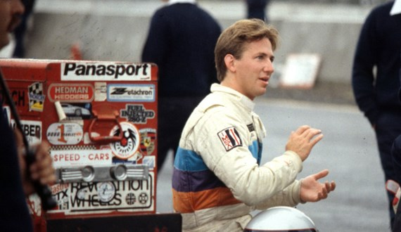 Race Car Driver John Andretti Dies from Colon Cancer