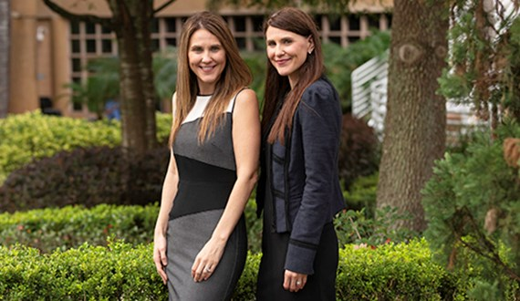 Seeing Double: Twin Data Specialists at Moffitt