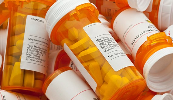 Properly Dispose of Unused Medications