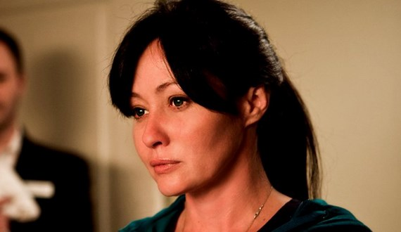 Actress Shannen Doherty Says Her Cancer Has Returned