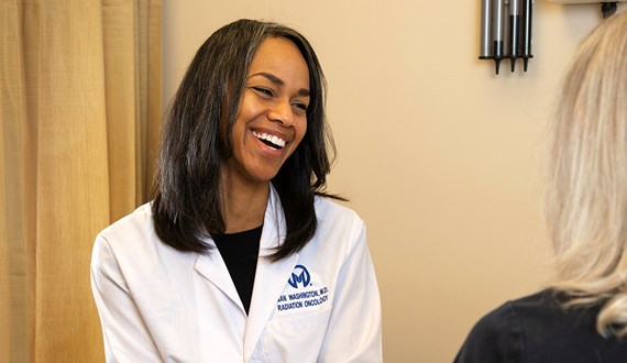 Making A Difference - Spotlight on Dr. Iman Washington