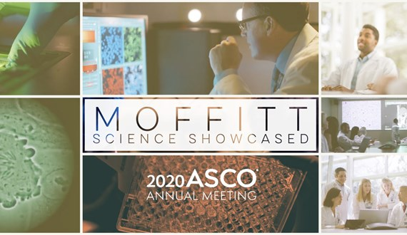 Moffitt Science Debuts at Largest Cancer Conference