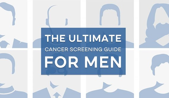 Cancer Screening Guide for Men