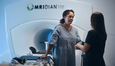 MRI-Guided Radiation Therapy