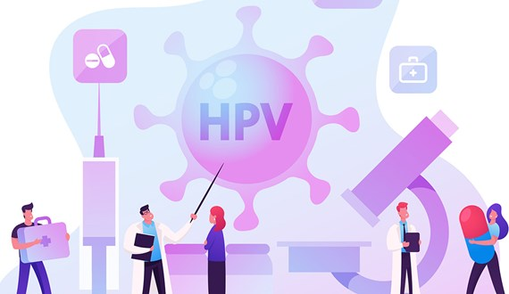 HPV illustration