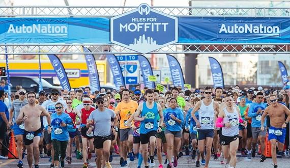 Miles for Moffitt Now A Virtual Experience