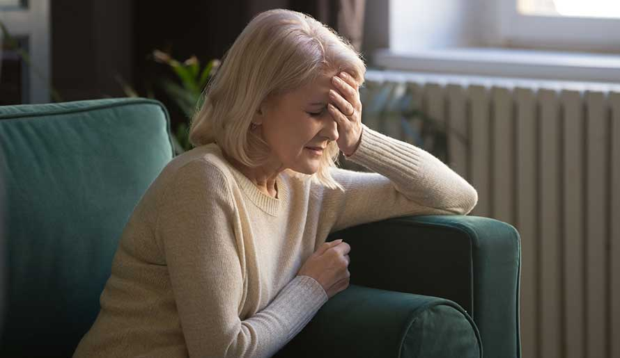 Brain tumor-related headaches may include nausea