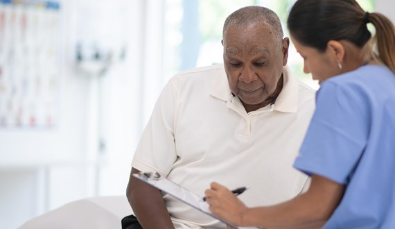 Prostate Cancer Affects Black Men More