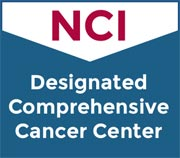 NCI-designated Comprehensive Cancer Center