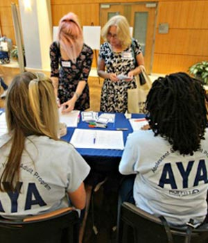 AYA Wellness Fair