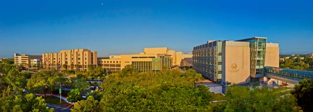 Moffitt Cancer Center campus