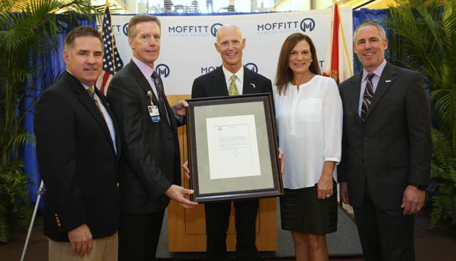 NCI Designation Gov. Scott