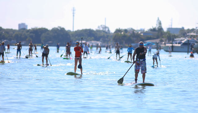Paddle Against Cancer