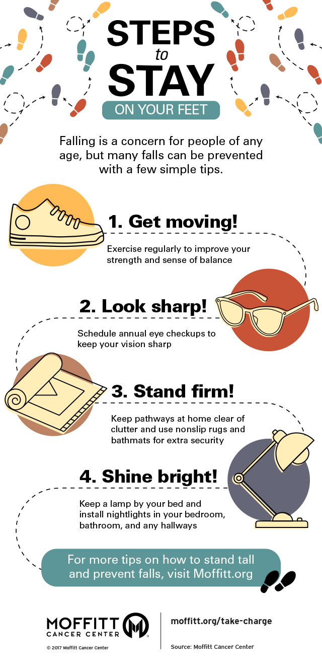 Infographic Fall Prevention Day
