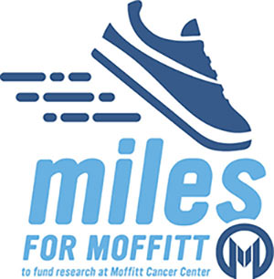 Miles for Moffitt logo