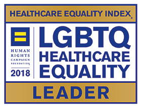 LGBTQ Healthcare Equality Leader 2018