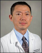 Dr. Tawee Tanvetyanon, thoracic medical oncologist